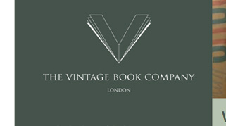 The Vintage Book Company website